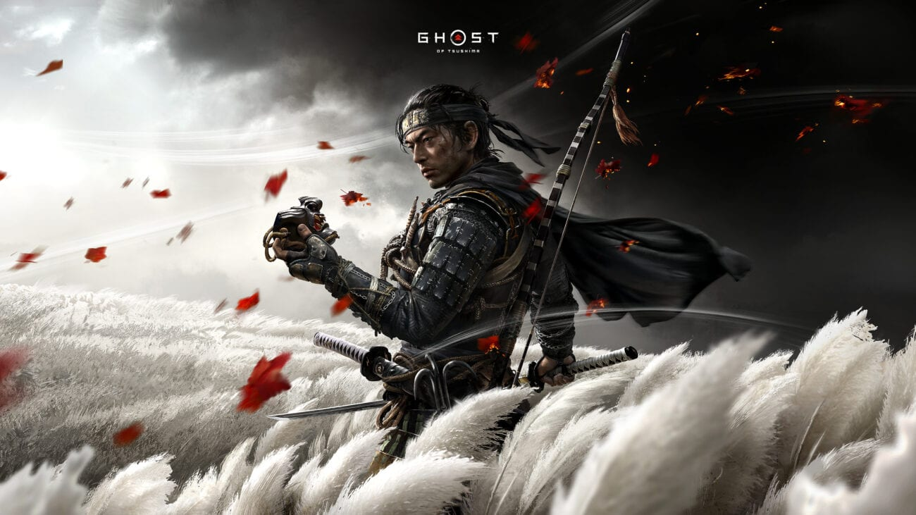 Ghost of Tsushima cover image