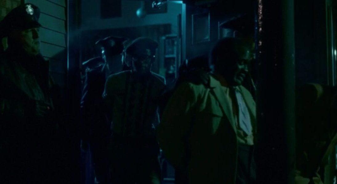 Police escort Black jazz musicians from a nightclub in Fargo S4E5