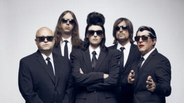 Puscifer band promo photo