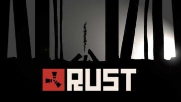 Rust game logo