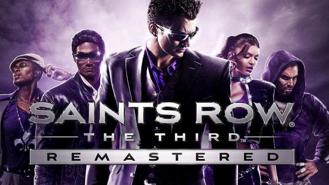 Saints Row Remastered cover image