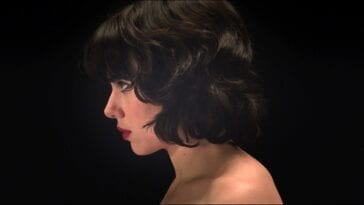 Scarlett Johannson in Under The Skin