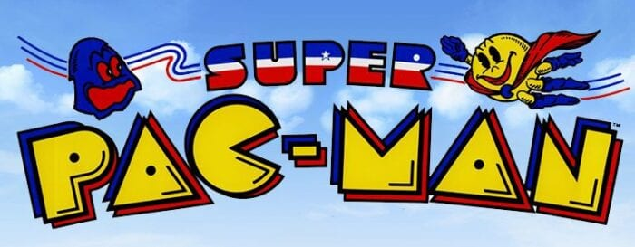 Super Pac-Man logo
