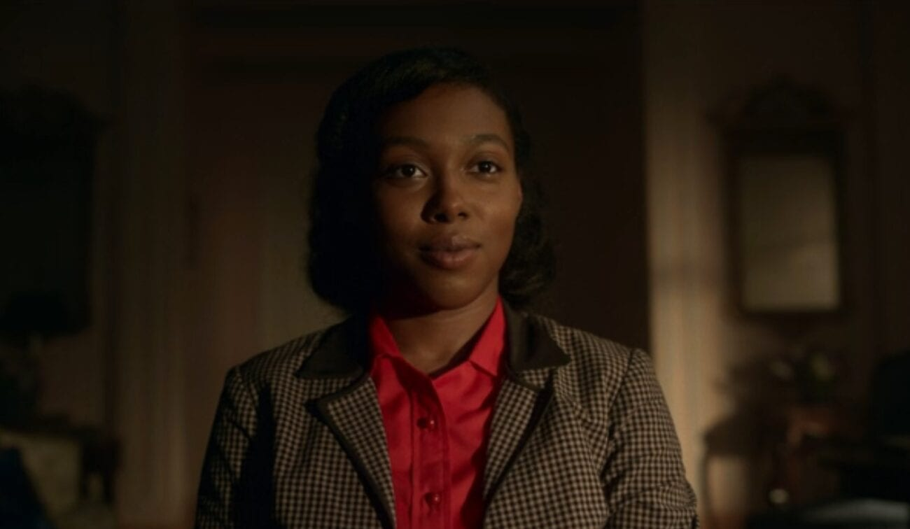 Ethelrida Smutny in S4E10 of Fargo