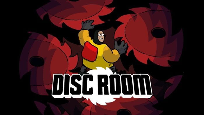 Title logo for Disc Room