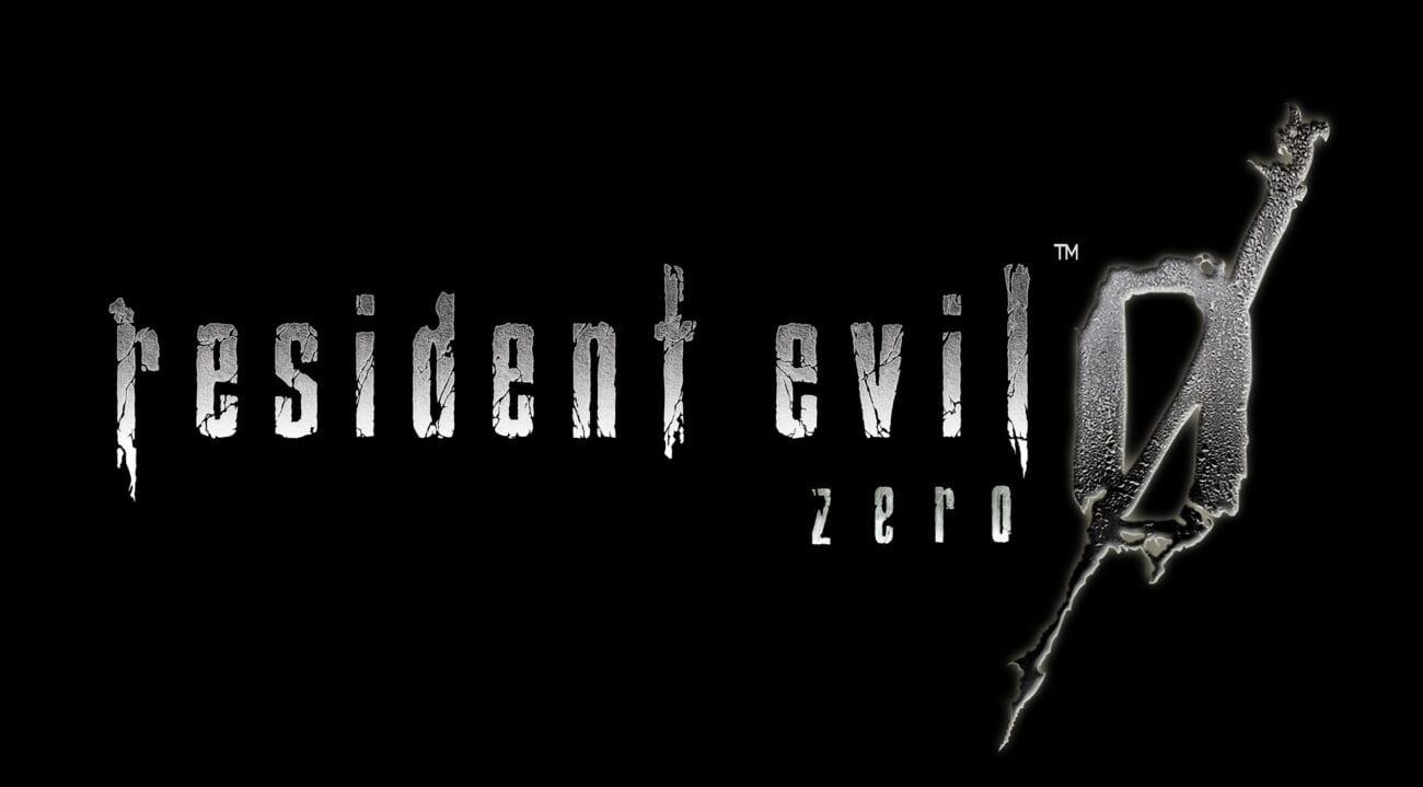 Title logo for Resident Evil 0