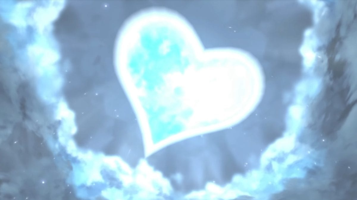 A Kingdom Heart in the sky