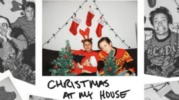 The Dirty Nil Christmas at my house