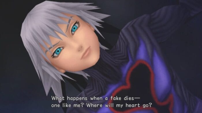 Riku Replica asks where his heart will go