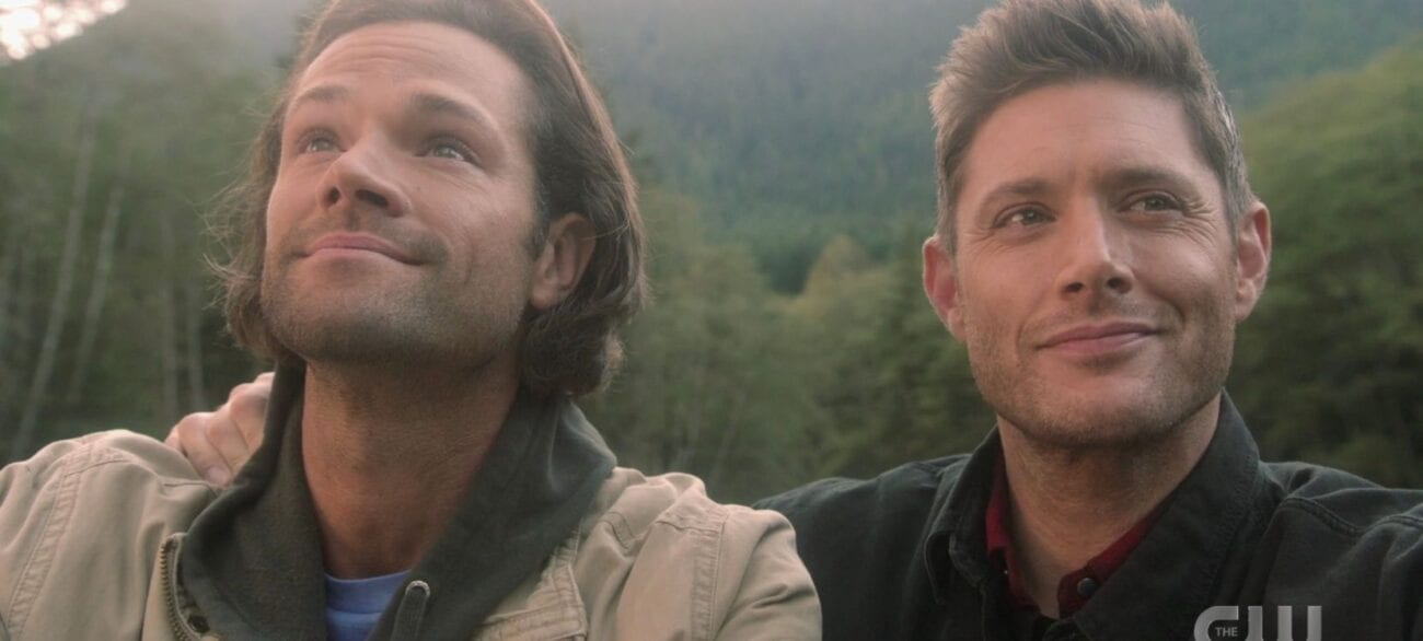 Sam and Dean reunite in heaven in the Supernatural finale