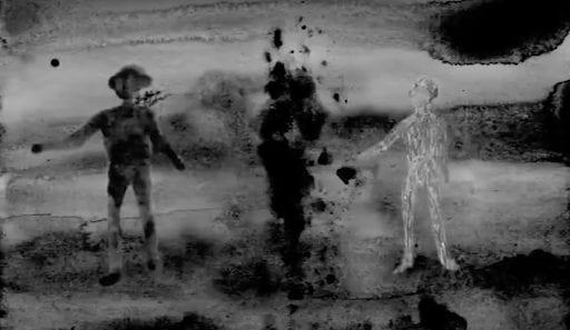 David Lynch I have a radio music video screenshot