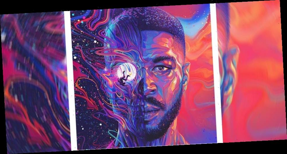 Kid Cudi Man on the Moon III