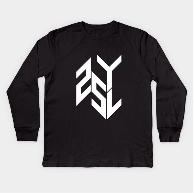 kids long sleeve tshirts in the 25yl merch store