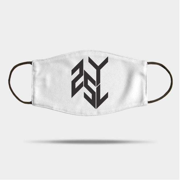 Kids mask available in 25yl merch store