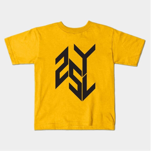 kids 25YL tshirts in the 25yl merch store