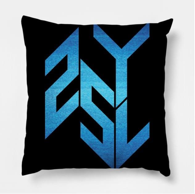 25YL Throw pillows