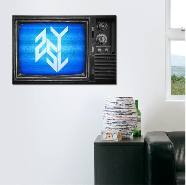 canvas art TV logo