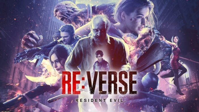 RE: VERSE title card