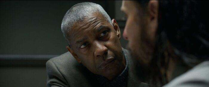 Joe interrogates Albert face-to-face.