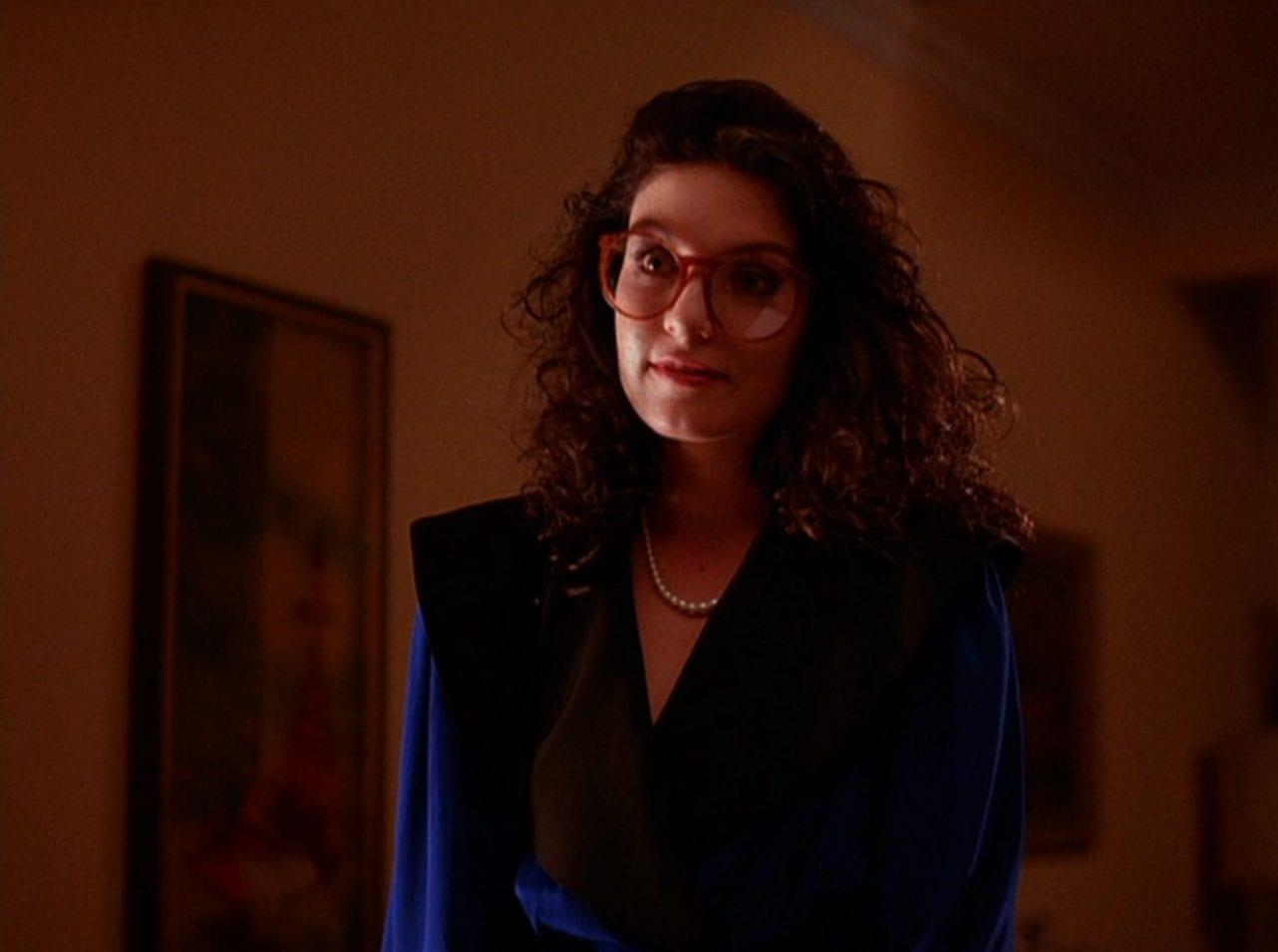 Maddy Ferguson arrives in Twin Peaks