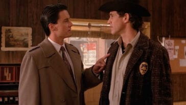 Dale Tells Harry in the Double R how you should find a way to give yourself a present in Twin Peaks