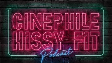 Cinephile Hissy Fit Logo