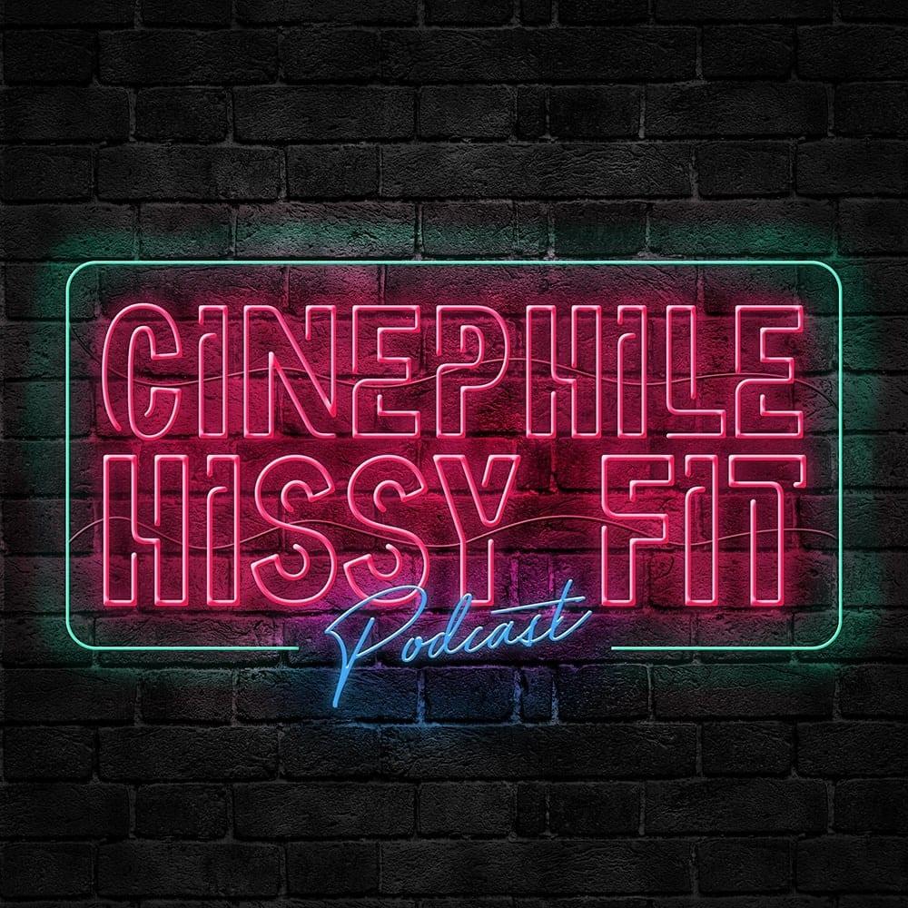 Cinephile Hissy Fit Logo
