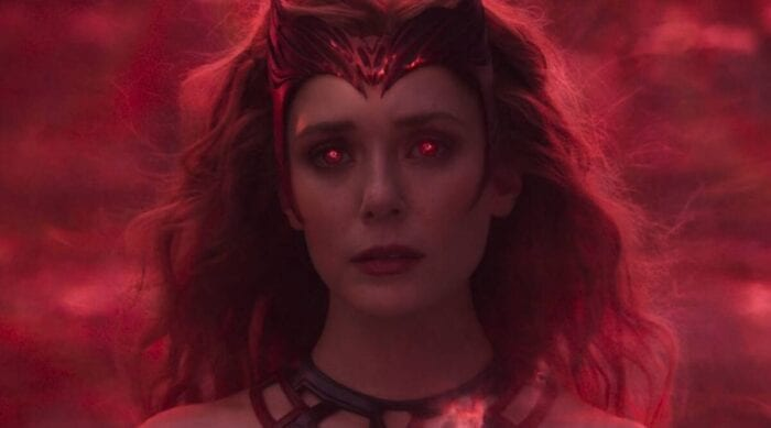 Wanda becomes the Scarlet Witch...