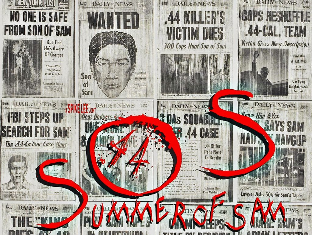 SUMMER OF SAM, US poster art, 1999, © Buena Vista/courtesy