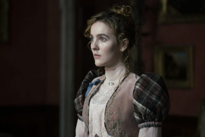"""Penance Adair looks on forlorn in The Nevers S1E2 """"Exposure"""""""