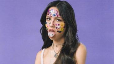 Olivia Rodrigo: Sour, album cover