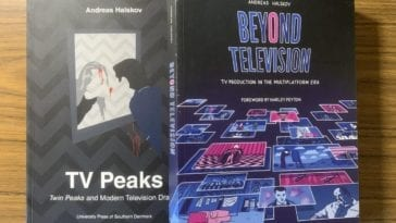 Two books by Andreas Halsov
