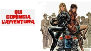 Poster image for Blonde in Black Leather