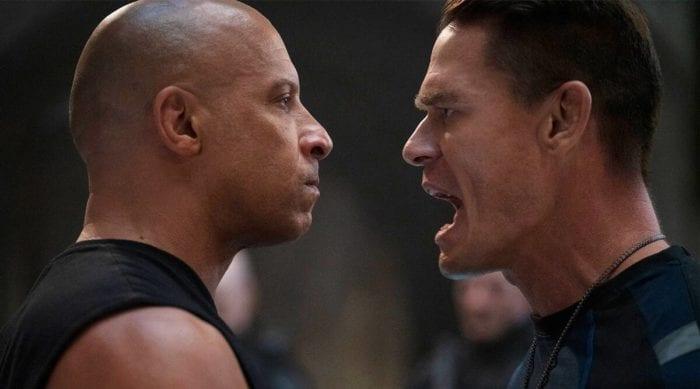 Dom and Jacob Toretto (John Cena) go hand in hand ...