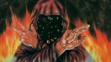 Cover art for Helloween's The Time of the Oath