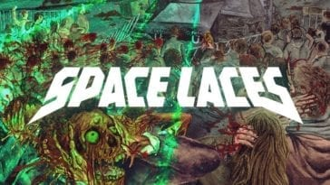 Space Laces logo