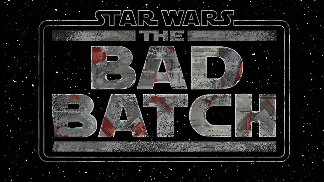 The Bad Batch logo