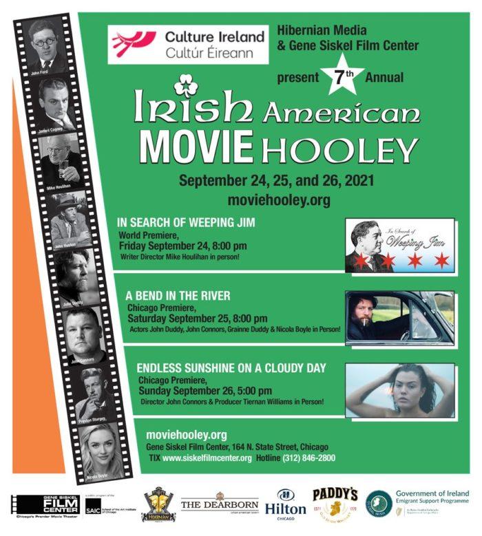 The full slate of the Irish American Movie Hooley